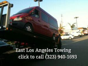 East Los Angeles Towing
